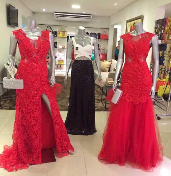 Lojas de vestidos baratos em fortaleza